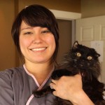 Sarah Patterson of Gulley Park Pets Clinic